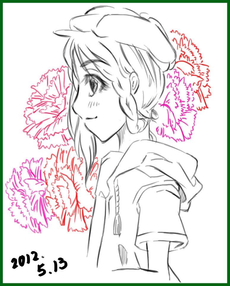 母亲节快乐! by 竹川 | 秀画廊 | 讨论区 | 漫画