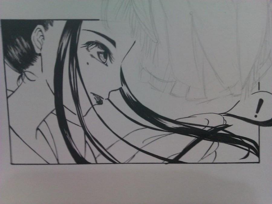简笔画 手绘 素描 线稿 900_677