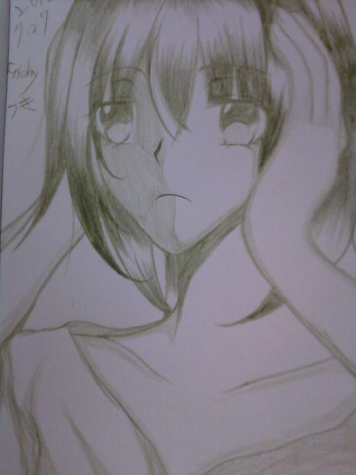 色铅笔画+2.铅笔画+1