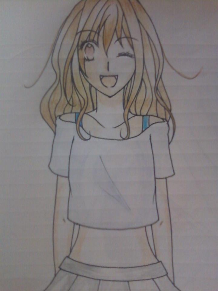 色铅笔画+3.铅笔画+2