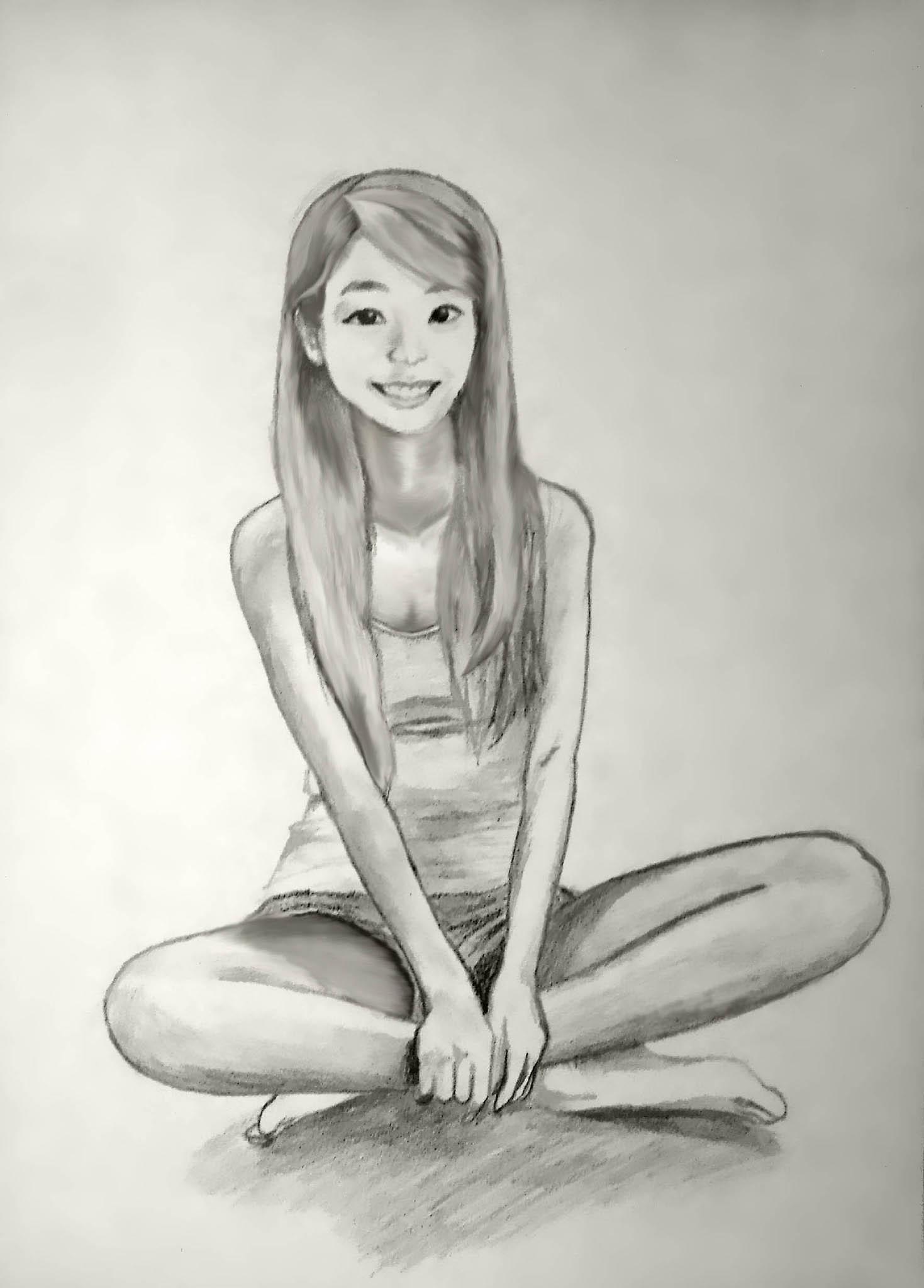 手绘~ 素描